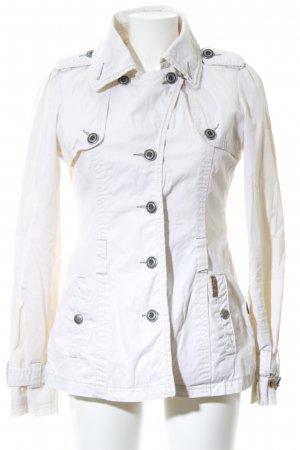 Khujo Safari Jacket white casual look