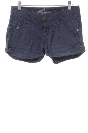 Khujo Shorts dunkelblau Casual-Look