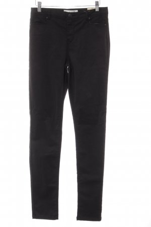 Khujo Stretch Jeans schwarz Casual-Look