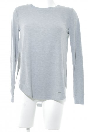 Khujo Sweatshirt grau Casual-Look