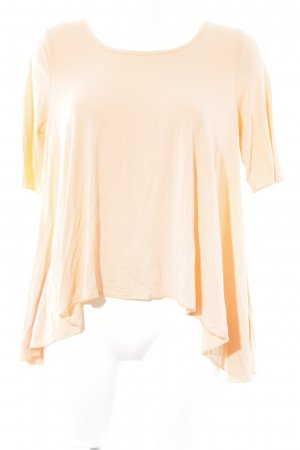 Khujo T-Shirt apricot Casual-Look