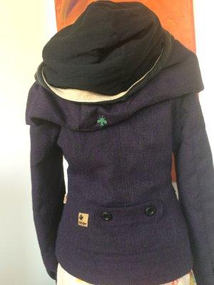 Khujo winterjacke Vintage Used Look Sonderserie limitiert Blogger