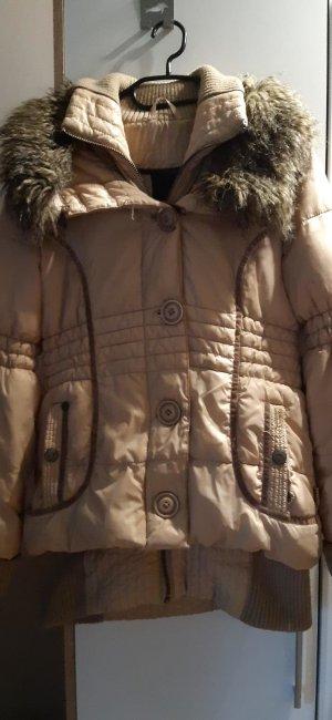 Khujo Winter Jacket cream-beige