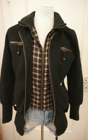 Khujo Wintermantel Jacke in Größe S
