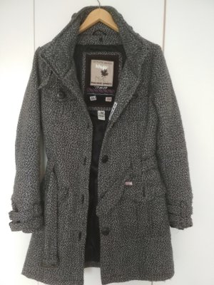 KHUJO Wintermantel/ Mantel/ Taillierter Mantel