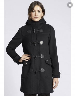 Khujo Wintermantel/Winterjacke/Wollmantel