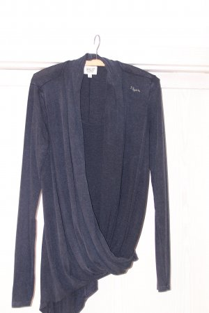 Khujo Zipfel Langarm Shirt in Gr. M