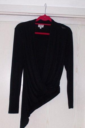 Khujo Zipfel Langarm Shirt in Gr. S NEU