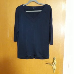 Kiabi Woman Splendor Blouse dark blue