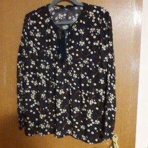 online store ee5de 782e7 Kiabi Woman Camicetta a maniche lunghe multicolore Viscosa