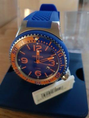 Kienzle Poseidon Blau - Orange NEU ungetragen