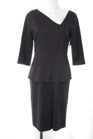 Kilian kerner Peplum Dress dark blue business style