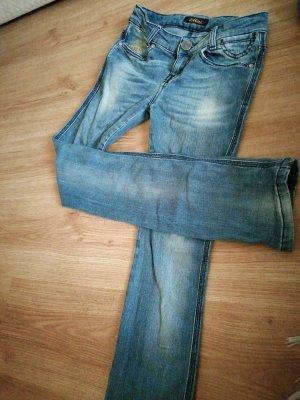 Killah Straight Leg Jeans blue