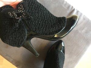 KILLAH ANKLE BOOTS Gr. 41 in schwarz - Damenschuhe Stiefeletten