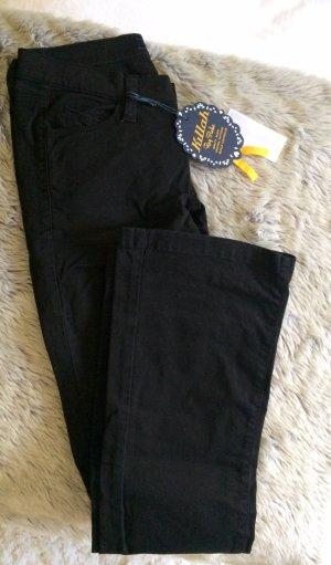 Killah Jeans New Seventy Bootcut Schwarz Stretch Gr. 25 XS Neu