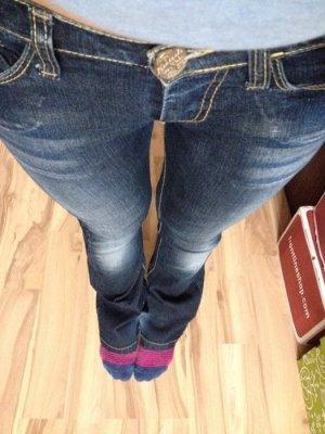 Killah jeans wie neu größe 26 used look waschung
