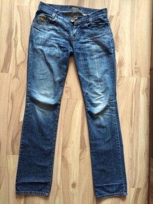 Killah jeanshose größe 27 36 S gebraucht used look destroyed jeans hose