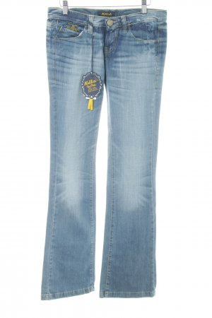 Killah Denim Flares cornflower blue-blue '70s style