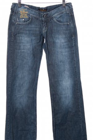 "Killah Jeans a zampa d'elefante ""Peach"" grigio ardesia"