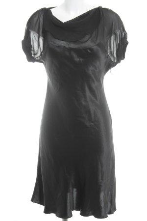 Killah Kurzarmkleid schwarz Elegant