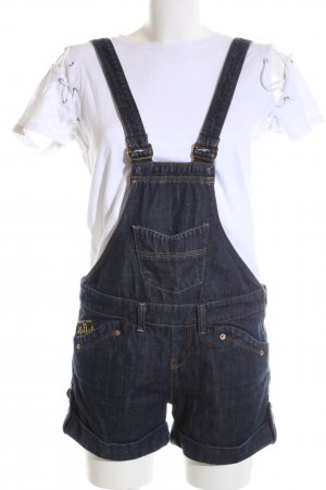 Killah Dungarees white-blue casual look