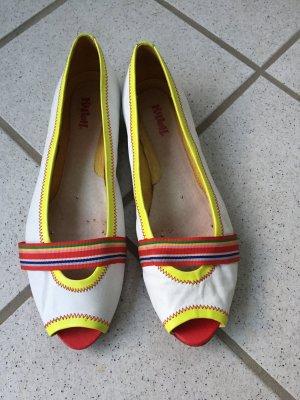 KILLAH  Leder Ballerina, aktuelle Farben, Gr.40. 25€