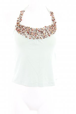 Killah Neckholdertop mint Beach-Look