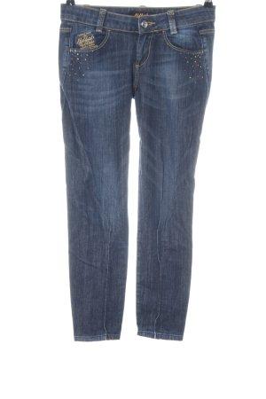 Killah Skinny Jeans blau Casual-Look