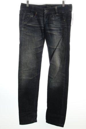 Killah Skinny Jeans graublau-dunkelblau Casual-Look