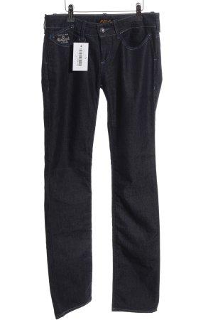 Killah Slim Jeans schwarz meliert Casual-Look