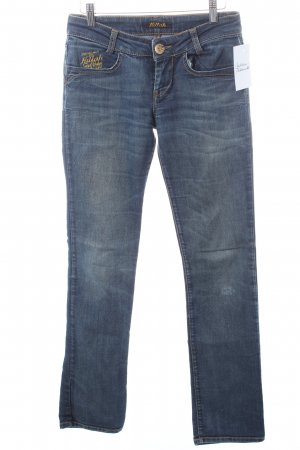 Killah Slim Jeans dunkelblau Casual-Look
