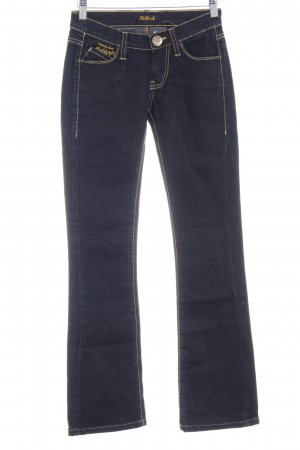Killah Slim Jeans dunkelblau schlichter Stil