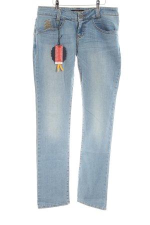 Killah Straight-Leg Jeans blau Casual-Look