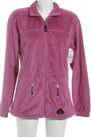 Killtec Fleecejacke pink Casual-Look