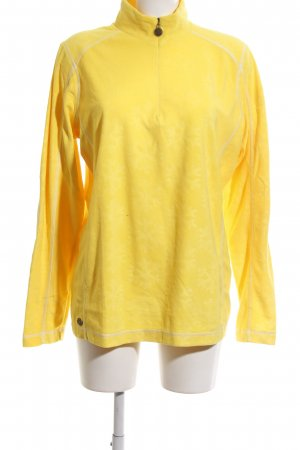 Killtec Fleece Jumper primrose allover print casual look