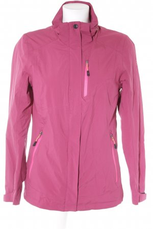 Killtec Outdoorjacke himbeerrot-pink Casual-Look