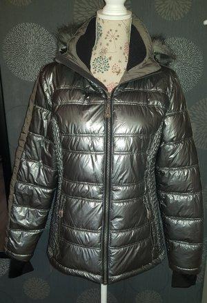 Killtec Winterjack zilver-grijs