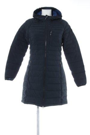 Killtec Gewatteerde jas zwart casual uitstraling