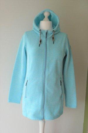 Killtec Fleece Jackets turquoise polyester