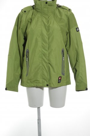 Killtec Übergangsjacke grün-grau sportlicher Stil