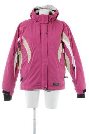 Killtec Winterjacke pink-creme Casual-Look