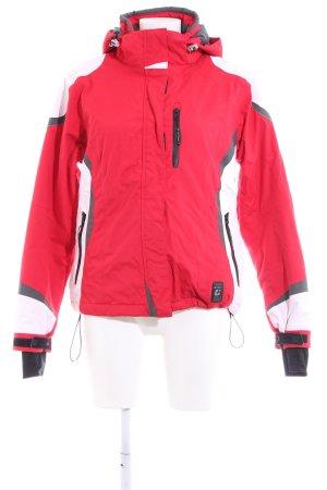 Killtec Winterjacke mehrfarbig sportlicher Stil