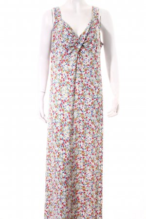Kim & Co Maxi Dress flower pattern romantic style