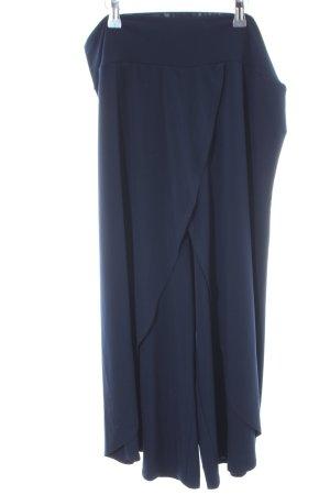 Kim & Co Pallazzohose blau Elegant
