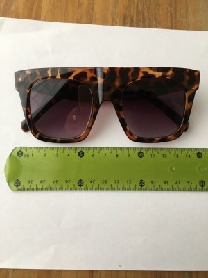 Kim Kardashian Style Sonnenbrille XXL vip Blogger Influencer