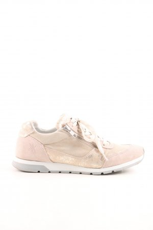 Kim Kay London Schnürsneaker creme Casual-Look