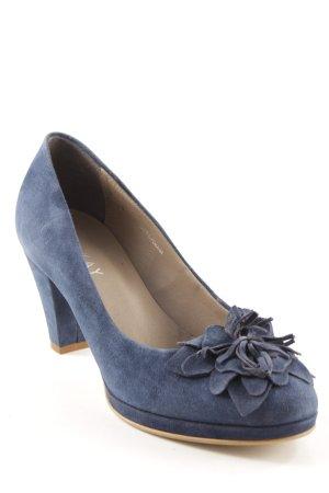 Kimkay High Heels dunkelblau Elegant