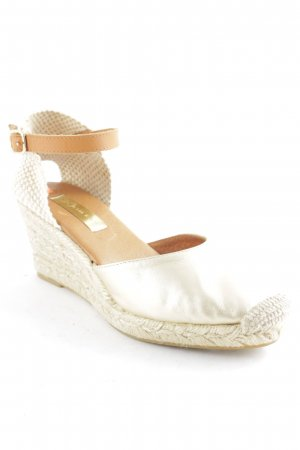 Kimkay Wedge Sandals multicolored classic style