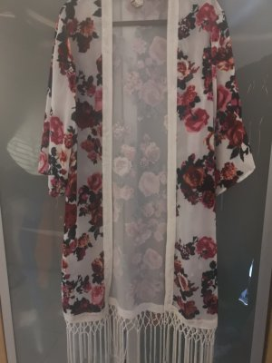 H&M Kimono blouse veelkleurig