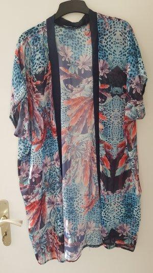 Atmosphere Blusa tipo kimono multicolor